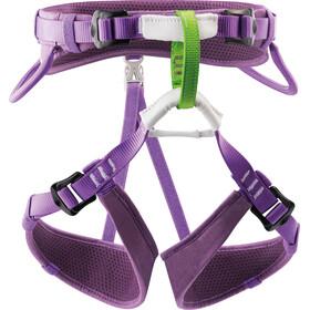 Petzl Macchu Harness Barn violet